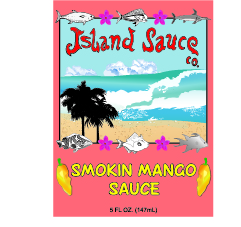 Retail Smoking Mango Three 5 oz Bottles